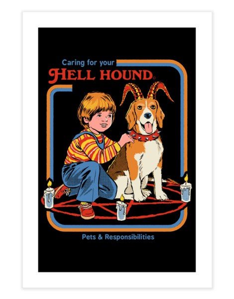 Caring for Your Hell Hound Hero Shot