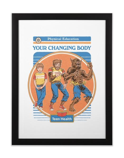 Your Changing Body Hero Shot