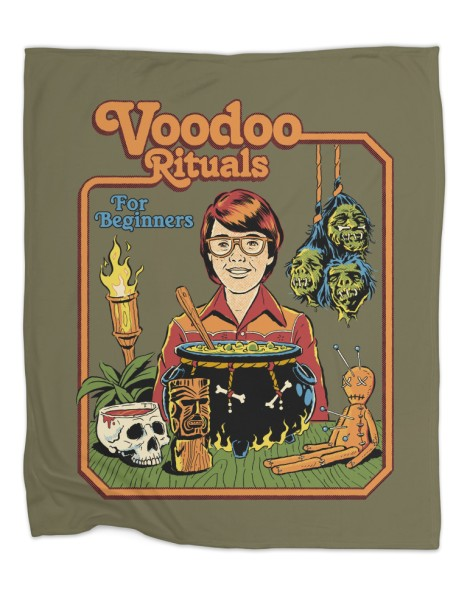 Voodoo Rituals for Beginners Hero Shot