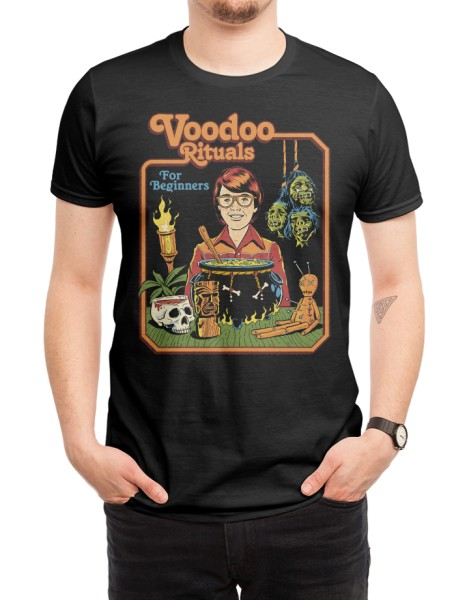 Voodoo Rituals for Beginners (Black Variant) Hero Shot
