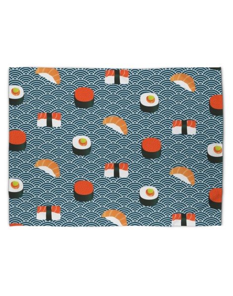 Sushi Pattern Hero Shot
