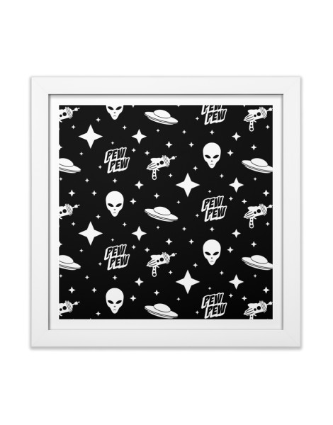 Alien Invasion Hero Shot