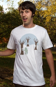 Wanted, Was $9.95 - Now $8.99! + Threadless Collection