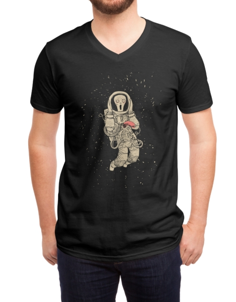 In Space no one can hear you scream Hero Shot