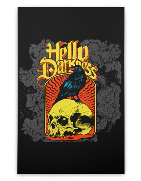 Hello Darkness Hero Shot