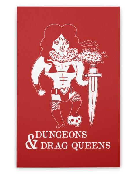 Dungeons & Drag Queens Hero Shot