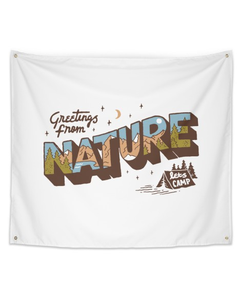Nature Greetings Hero Shot