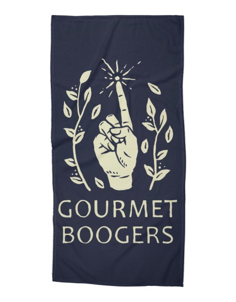 Gourmet Boogers Hero Shot