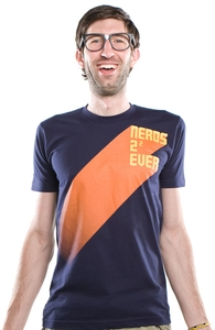 Nerds 2x2 Ever, $8.99 Tees + Threadless Collection