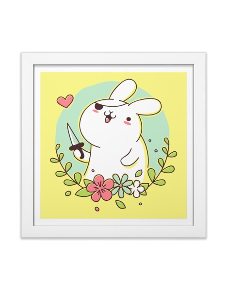 Badass Rabbit Hero Shot