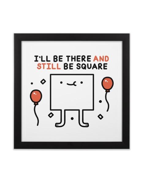 Be square Hero Shot