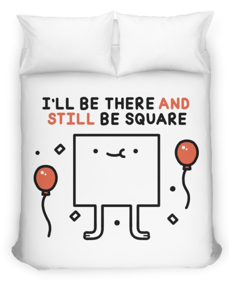 Be square Hero Shot