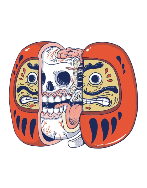 Daruma Anatomy Hero Shot
