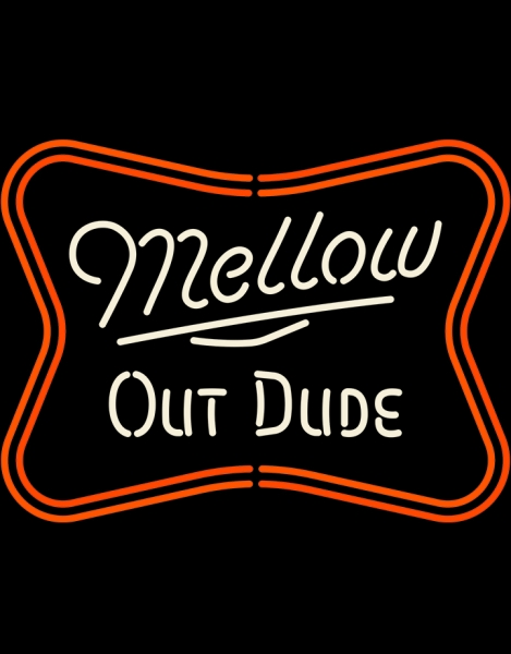 Mellow Out Hero Shot