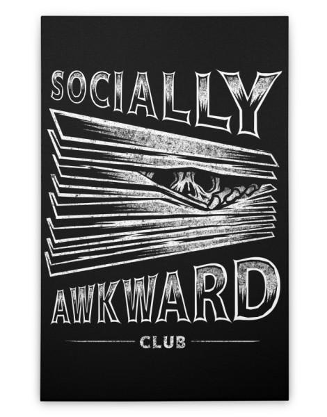 Socially Awkward Club Hero Shot