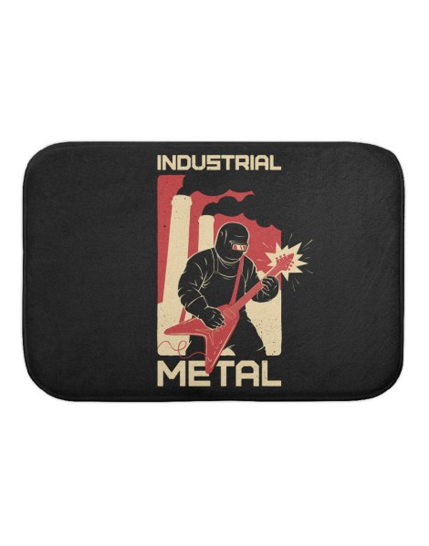 Industrial Metal Hero Shot