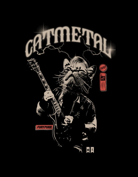 Catmetal Hero Shot