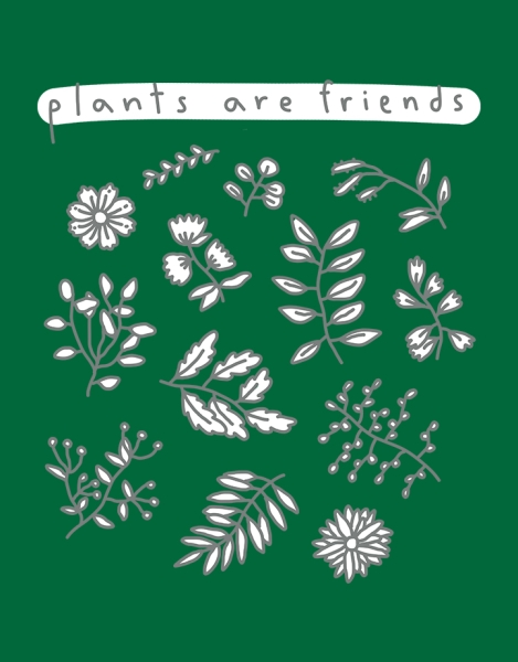 Plants are friends Hero Shot