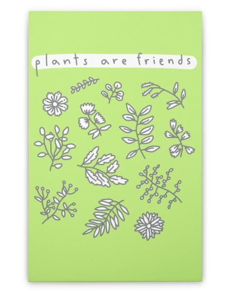 Plants are friends Hero Shot