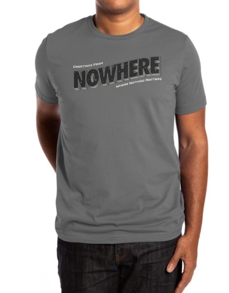 Greetings from Nowhere Hero Shot