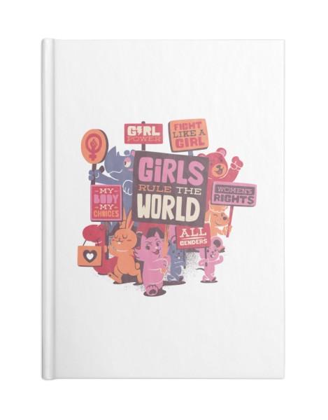 Girls Rule The World Hero Shot