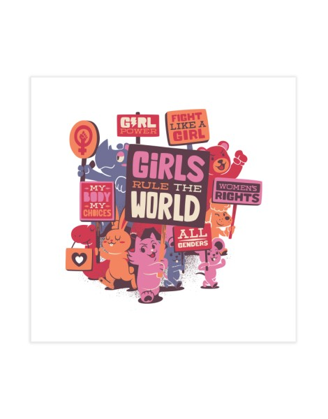 Girls Rule The World Hero Shot