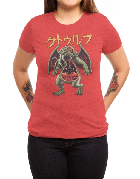 Kaiju Cthulhu Hero Shot
