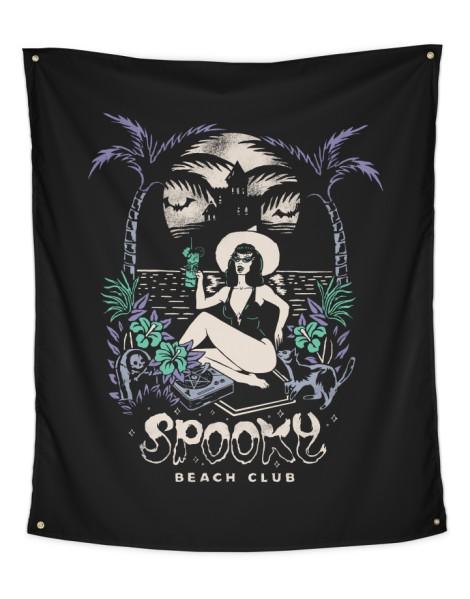 Spooky Beach Hero Shot