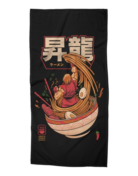 Spicy Shoryu Noodles Hero Shot