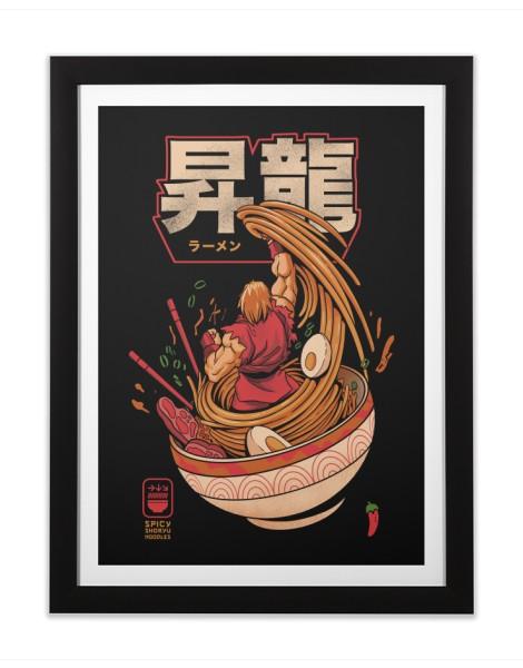 Spicy Shoryu Noodles Hero Shot
