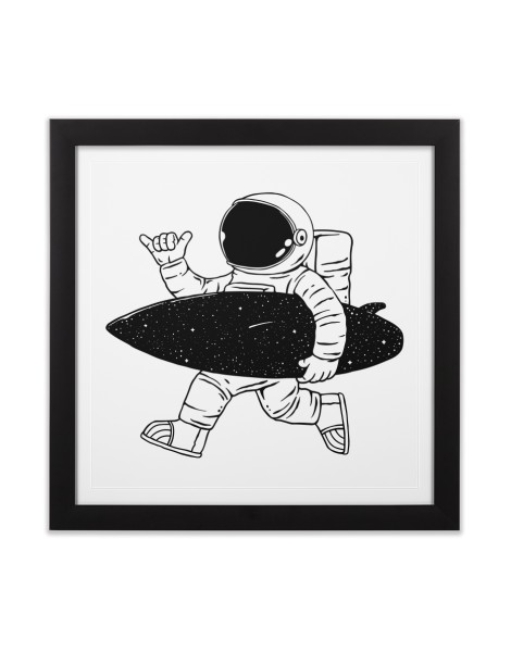 Space Surfer Hero Shot