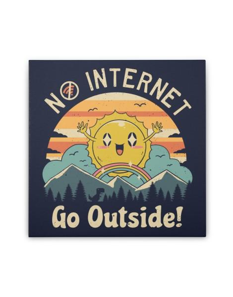No Internet Vibes! Hero Shot