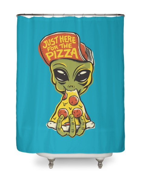 Just Here For Pizza Hero Shot