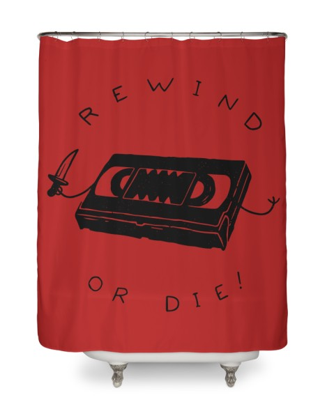 Rewind or Die Hero Shot