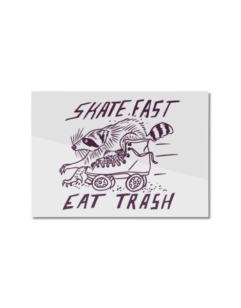 SKATE FAST EAT TRASH Hero Shot