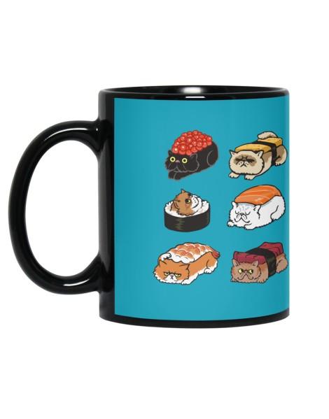 Sushi Persian Cat Hero Shot