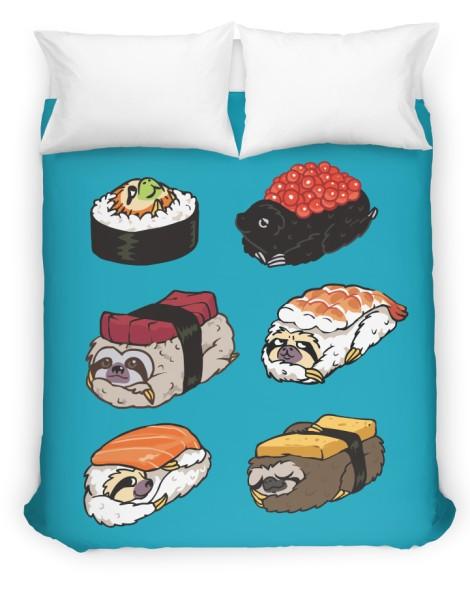 Sushi Sloths Hero Shot