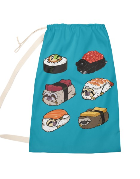Sushi Sloths Hero Shot