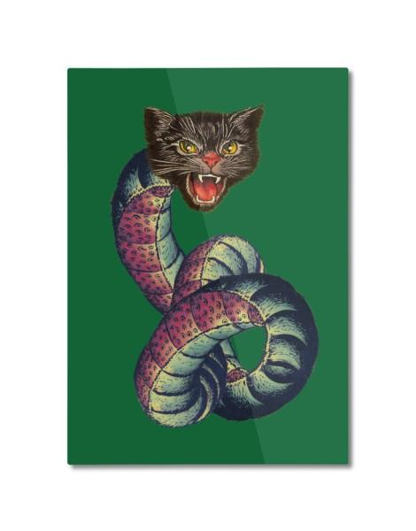 Snake-Cat Hero Shot