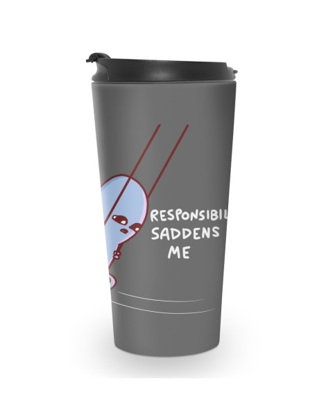 STRANGE PLANET SPECIAL PRODUCT: RESPONSIBILITY SADDENS ME Hero Shot