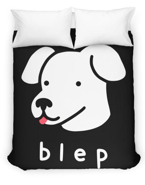 Blep Dog Hero Shot