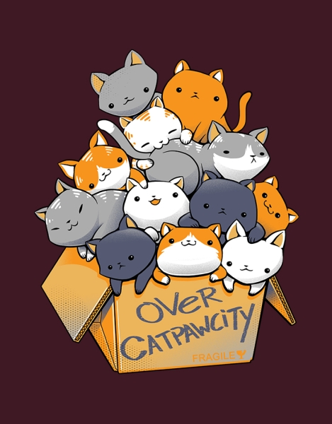Over Catpawcity Hero Shot