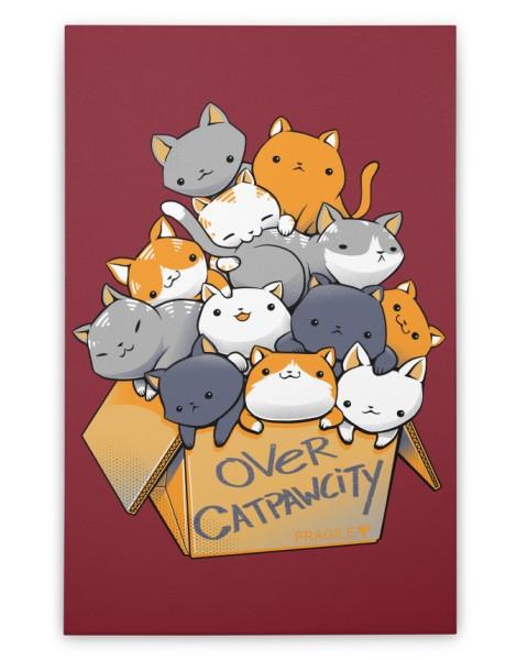 Over Catpawcity Hero Shot