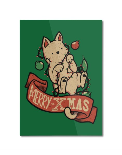Merry Xmas Cat Hero Shot