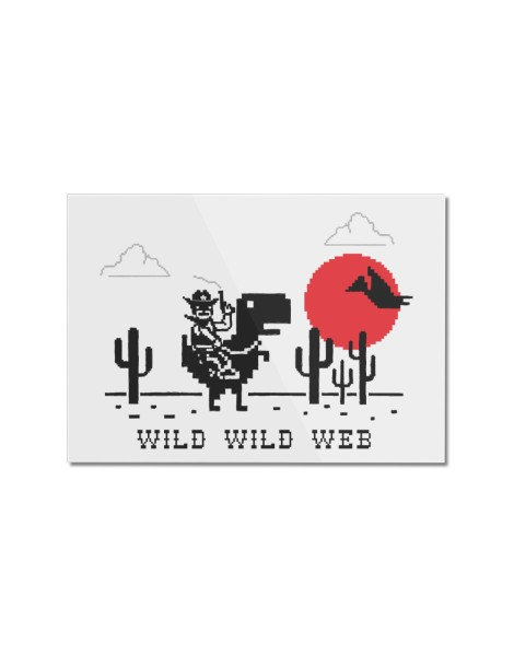 Wild Wild Web Hero Shot