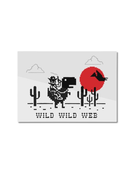 Wild Wild Web Hero Shot