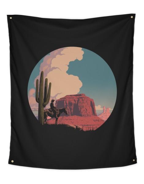 Desert Rider Hero Shot