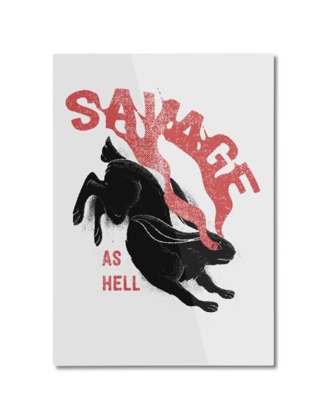 Savage as rabbit Hero Shot