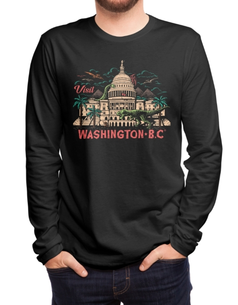 Washington B.C. Hero Shot