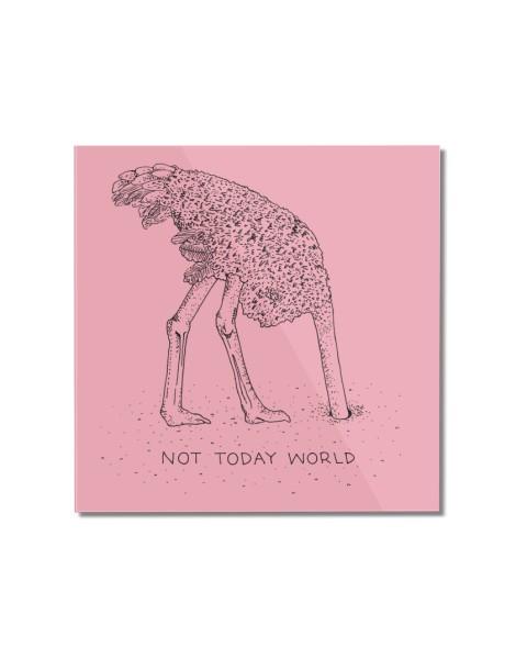 Not Today World Hero Shot